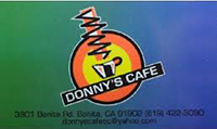 Donny's Cafe
